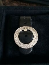18 Karat Baume & Mercier Vice Versa MOA08588  Ladies Watch 116 Diamonds 1.93 kts