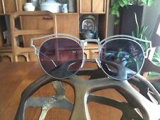 Essedue Starck Sunglasses Hand Made Couture Italy
