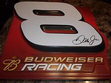 Budweiser Nascar Sign Products For Sale Ebay