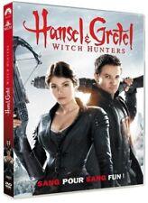 Hansel & Gretel witch hunters DVD NEUF SOUS BLISTER