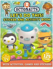 Octonauts Sticker Activity Book: OCTONAUTS: LET'S DO THIS STICKER & ACTIVITY - N