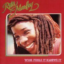 Rita Marley - Who Feels It Knows It [New CD]