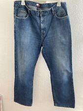 Tommy Hilfiger 38/30 Herren Jeans Hose Blau