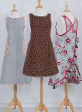 New ListingNew Kwik Sew 4301 Paper Sewing Pattern Xs-Xl Pullover Criss Cross Back Apron