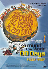 Around The World In 80 Days / Michael Anderson, David Niven (1956) - DVD new