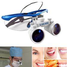 Occhiale Da 3.5X 420MM Lenti Binoculari Con Lente D'ingrandimento Chirurgica Pla