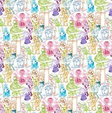 Disney Muppets Rainbow Sketches Fabric By the Yard