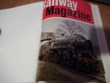 More details for railway magazine 1975 full year bound copies pre owned good condition photo supp