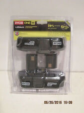 Ryobi P170(P102-2-Pack) 18V ONE+Compact Lithium-Ion Battery -NISP FREE PRI-SHIP!