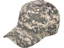 BRAND NEW Baseball Hat - Digitel Camo Cap  6 Panel Mid Profile