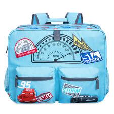 NWT Disney Store Cars 3 Cars Backpack Boy School bag  Blue