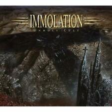 Immolation - Unholy Cult - Re-Release [CD]