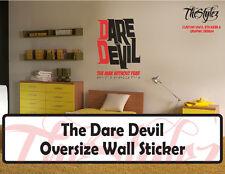 Dare Devil Oversize Wall Sticker