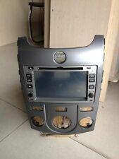 2 DIN Radio Fascia Stereo frame facias for Kia Forte Dash bezel Installation Kit