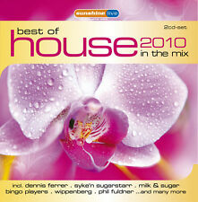 CD Best Of House In The Mix von Various Artists 2CDs