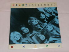 "VINYL 7"" SINGLE - HEART - STRANDED - CL595"