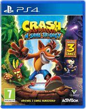 Crash Bandicoot N Sane Trilogy | PlayStation 4 PS4 (New)