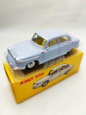 Dinky toys atlas PL 12 Panhard lavande échelle 1/43 avec boîte