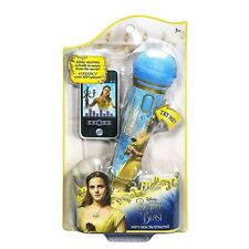 Disney Beauty and the Beast Sing Along Pretend MP3 Microphone