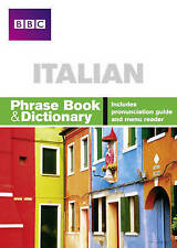 BBC ITALIAN PHRASE BOOK & DICTIONARY by Phillippa Goodrich, Carol Stanley (Paperback, 2005)