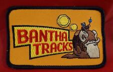 Vintage Star Wars Fan Club Bantha Tracks Patch Unused
