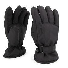Igloos Taslon Men's Ski Gloves Waterproof 3M Thinsulate Insulation Adjustable