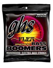 Ghs M3045f Boomers SLS Muta Corde per Basso Elettrico .045-105''