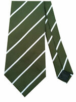 Royal Green Howards Regimental Tie Military Stripe
