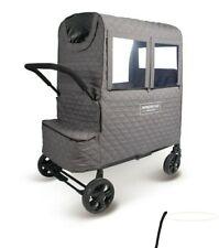 Wonderfold Wagon W1 Winter Cover Grey