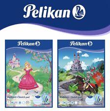 Pelikan Malblock A4 mit Motiv, 1...