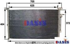 Condensador aire acondicionado aire acondicionado FORD MONDEO III B5Y B4Y BWY