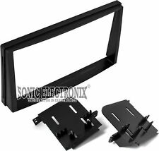 Scosche KA2069B Double DIN Install Dash Kit for Select 2006-10 Kia