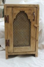 HAND MADE UNIQUE MOROCCAN STYLE CABINET,BUILT FROM  PINE SCAFFOLD BOARDS RUSTIC