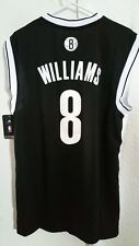 Adidas NBA Jersey Brooklyn Nets Deron Williams Black sz XL