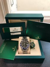 Rolex GMT-Master II - 116710BLNR 'Batman' - Box & Papers