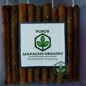 [60 UNITS] PUROS MAPACHO - 9CM APROX. INCENSE AROMATIC❤❤❤