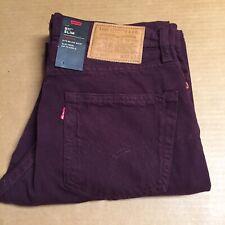 LEVI'S 511 Premium Slim Fit Stretch Men's Jeans Size 30x32 MSRP $89.50 New AR142