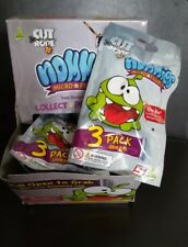 BOX 30 x blind party bags OM NOM monster cut the rope 90x micro figures toys