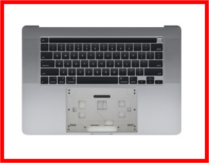 """Apple MacBook Pro Top Case with Battery A2141 16"""" 2019 2020 SILVER 661-13160"""