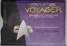Star Trek Voyager - Janeway SkyMotion Lenticular Card from SkyBox