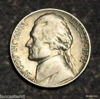 1941-P Jefferson Nickel (Circulated)  Free Shipping