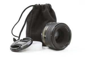 [MINT!] Nikon AF-S Nikkor 50mm f/1.8 G Lens