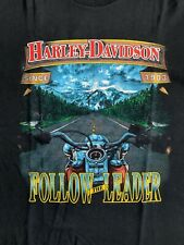 Genuine HARLEY-DAVIDSON Motor Clothes officially licensed T-Shirt L vgc Malaysia