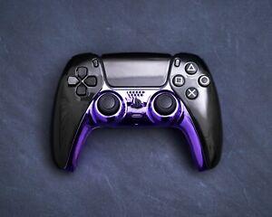 Sony Playstation 5 Dualsense PS5 Chrome Purple Custom Wireless Controller New