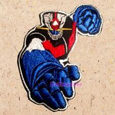 Mazinger Z Hitting Patch Cartoon Robot Aphrodai Boss Borot Kabuto Embroidered