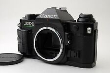 【Exc】 Canon  AE-1  Program  35mm  Black SLR  Film  Camera Body  from  Japan  #98