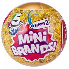 ZURU 5 Surprise Mini Brands! Series 2 Ball