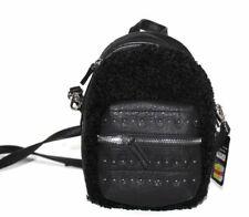 Danielle Nicole Mini Faux Leather Crossbody Handbag Black