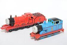 JAMES & THOMAS / Vintage ERTL Thomas metal trains from 1980s