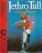 JETHRO TULL ORIGINAL MASTERS CASSETTE ALBUM Folk Rock, Prog Rock Compilation